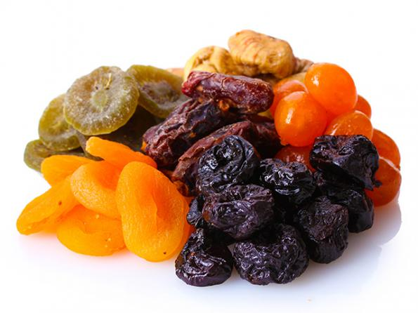 Dried Fruit Types in the Market