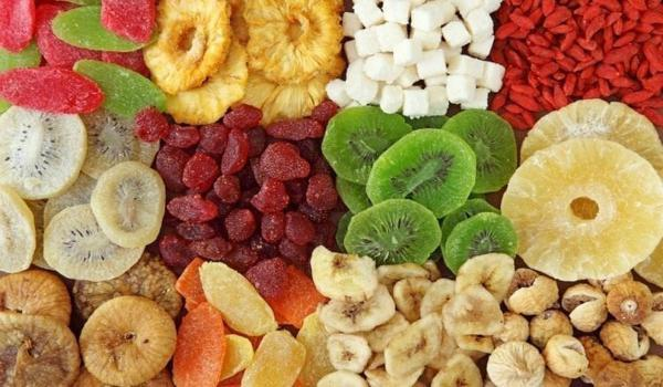 Dried Fruit Types Popularity in the Market